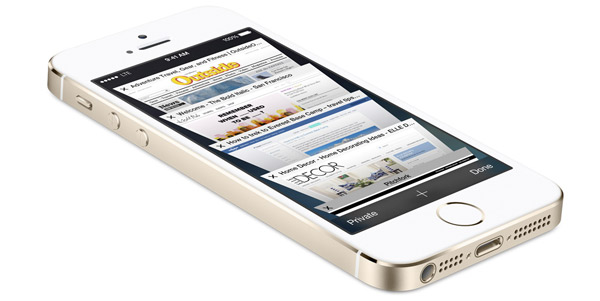 Samsung lanza un Galaxy S4 dorado para competir con el iPhone 5S