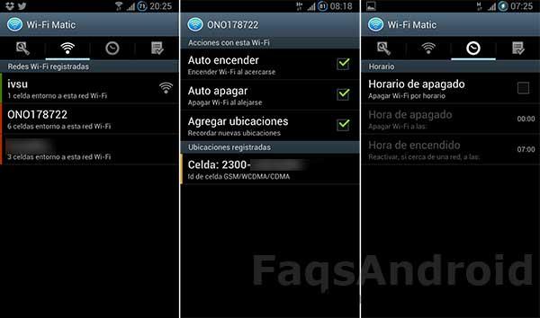 Wi-Fi Matic para Android