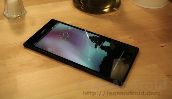 Comparamos el Galaxy Note 3 contra el Xperia Z Ultra