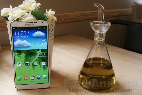 Samsung Galaxy Note 3 libre por 630 euros
