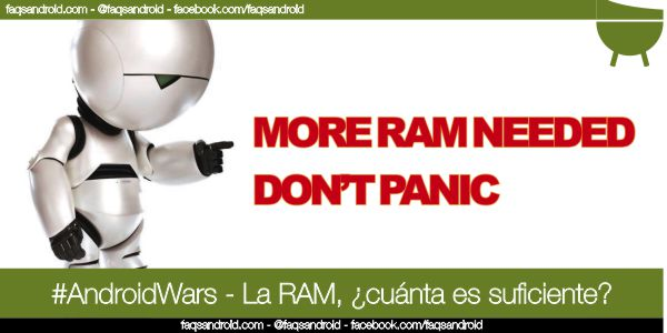 Android Wars - La memoria RAM