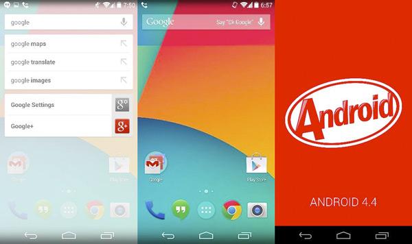 Android 4.4 Kit Kat: Toda la información y novedades