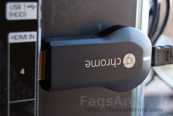 Atresplayer compatible con Google Chromecast