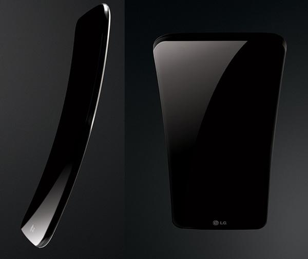 Fotografías filtradas del LG G Flex con pantalla muy curvada