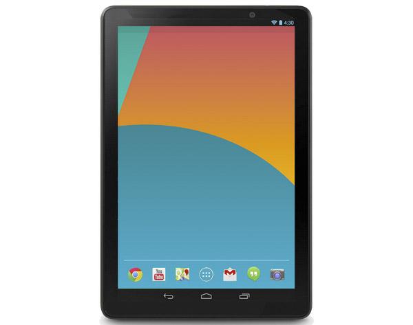 Se filtra la primera imagen del tablet android Nexus 10 2013