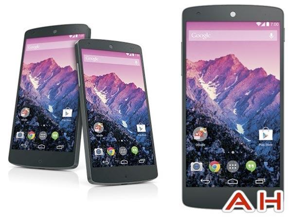 Fotos del Nexus 5: unboxing, FCC y carcasas