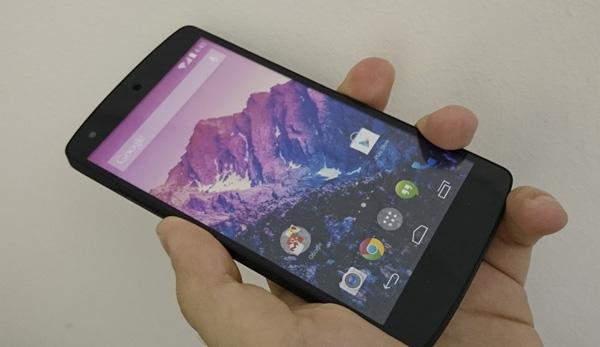 5 razones para comprar ahora el Nexus 5