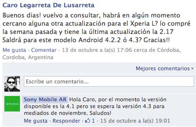 Xperia-L-Android-4-3-Sony-Argentina