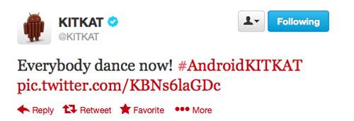 Android 4.4 Kit Kat y Nexus 5 en Octubre: día 18 o día 28