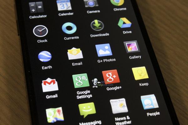 Imágenes filtradas de Android 4.4 Kit Kat cuando era Android Key Lime Pie