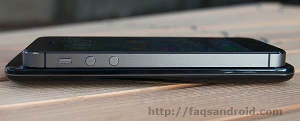 Comparativa entre el LG G2 vs iPhone 5S con review en vídeo