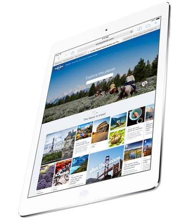 Las mejores tablets Android vs iPad Air y iPad Mini 2