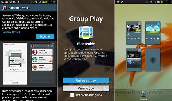 Análisis de la ROM filtrada con Android 4.3 para el Samsung Galaxy Note 2