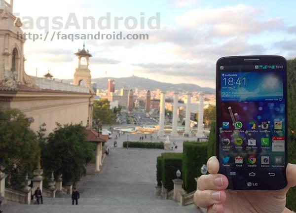 Análisis del LG G2 con vídeo review y opiniones