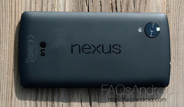 Búsqueda por voz del Nexus 5