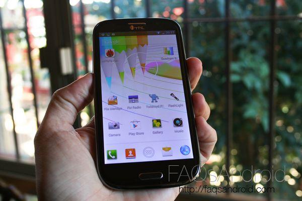 Análisis del THL W8: un móvil android chino interesante