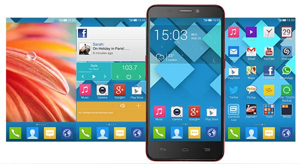 Alcatel-One-Touch-Idol-S-Interfaz