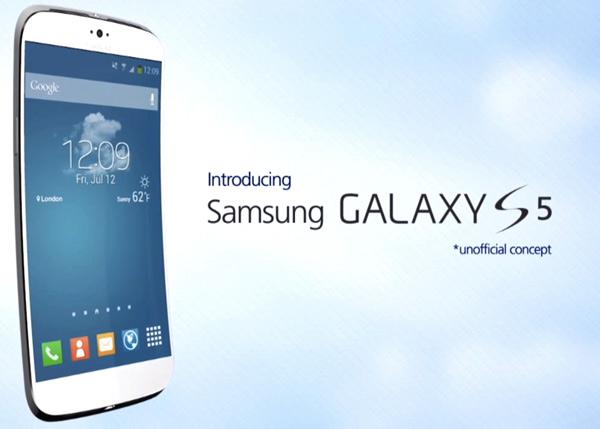 Un concepto en vídeo del Samsung Galaxy S5 que nos gustaría que fuera oficial