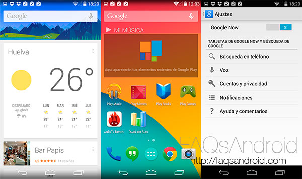 Comparamos el Nexus 5 contra el iPhone 5S en una vídeoreview