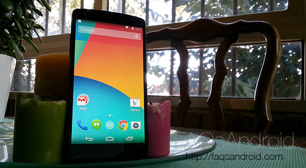 Unboxing y pre review del Nexus 5 en vídeo
