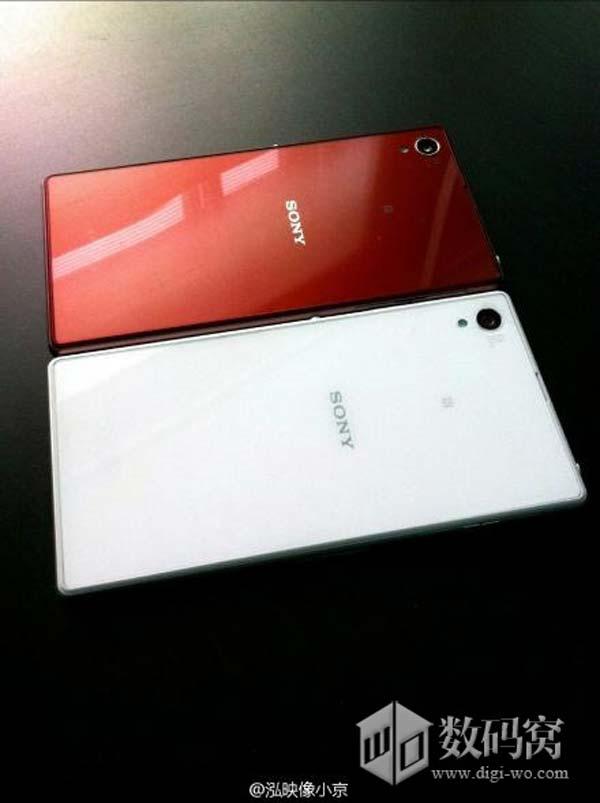 Sony-Xperia-Z1-rojo-filtrado-2