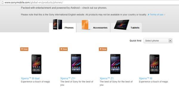 Sony-Xperia-Z1s-web-Sony