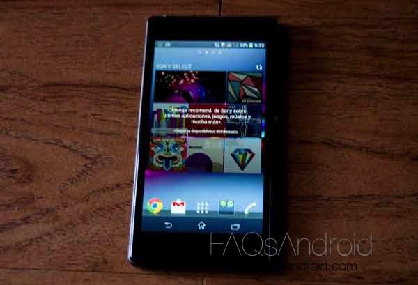 Análisis del Sony Xperia Z1: review a fondo