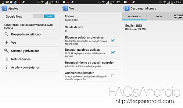 Instala la búsqueda de Google del Nexus 5 con acceso por voz desde el escritorio