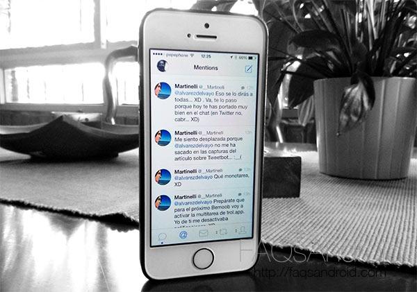 EDITORIAL: Porqué no habrá nunca un Tweetbot para Android