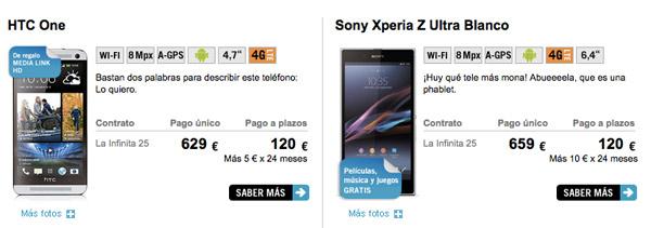3 de cada 4 móviles que vende Yoigo llevan el sistema Android