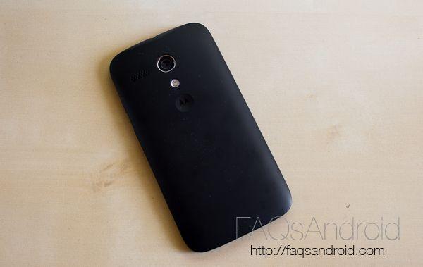 3 ventajas y 3 problemas del Motorola Moto G
