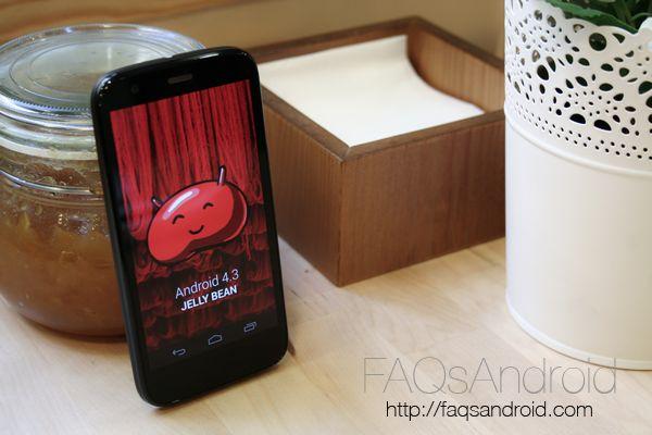 Ya podemos descargar la actualización a Android 4.4 en el Motorola Moto G