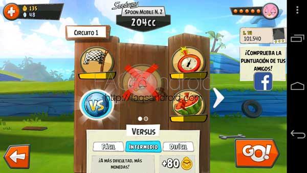 Angry-Birds-Go-tipos-de-carrera