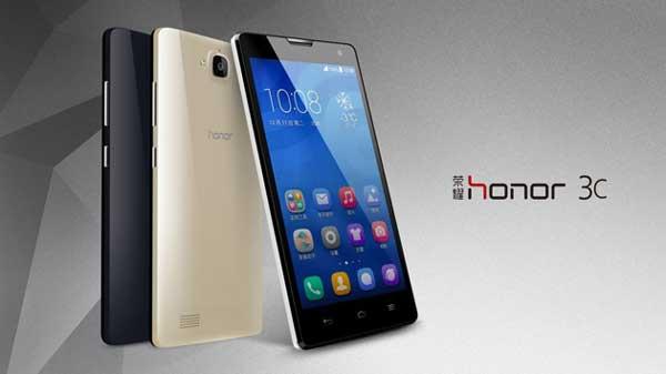 Huawei prepara el Honor 3C Play, un Moto E por 72 euros