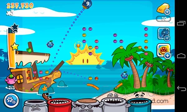 Analizamos el juego Papa Pear Saga para Android