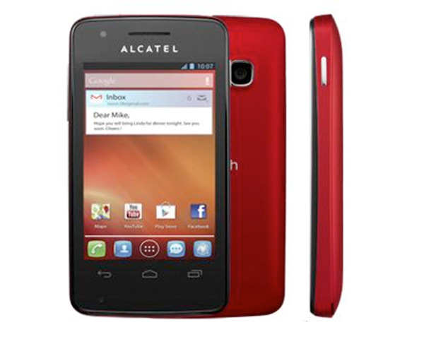 Alcatel One Touch S´POP