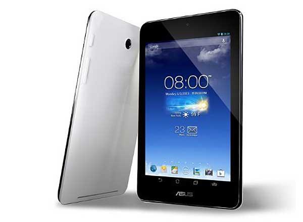 5 tablets Android de calidad por menos de 200 euros: Asus MemoPad HD 7