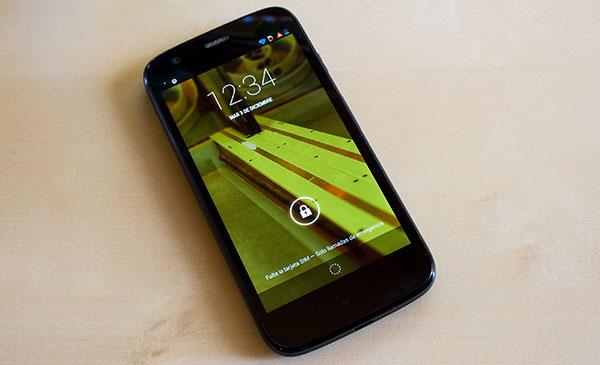 Motorola Moto G 4G por menos de 170 euros en Amazon España