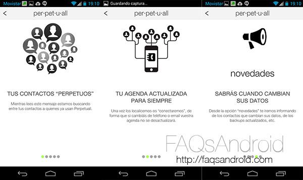 Analizamos Perpetual para Android: cambia de número sin problema