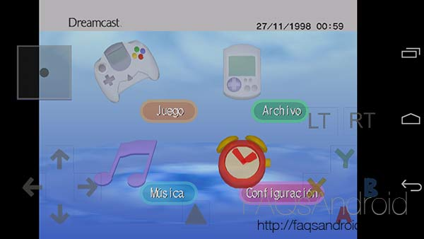 Reicast, un prometedor emulador de Dreamcast para Android