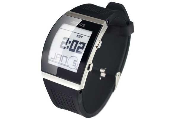 Archos tiene preparados varios smartwatch de bajo coste, alguno similar al Pebble