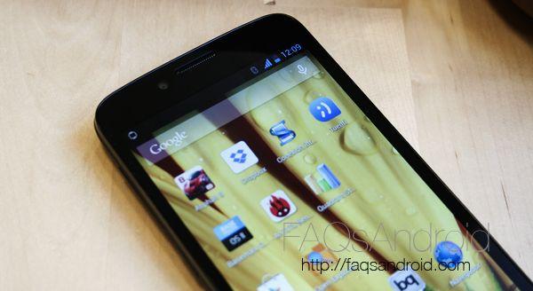 Se podrán actualizar a Android 4.4 Kit Kat los BQ Aquaris 5, 5 HD y 5.7