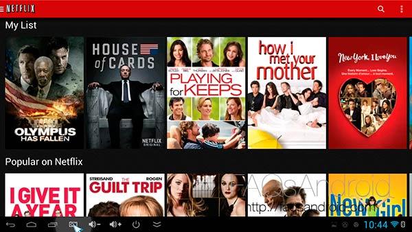 Cómo ver Netflix en España con un Android TV