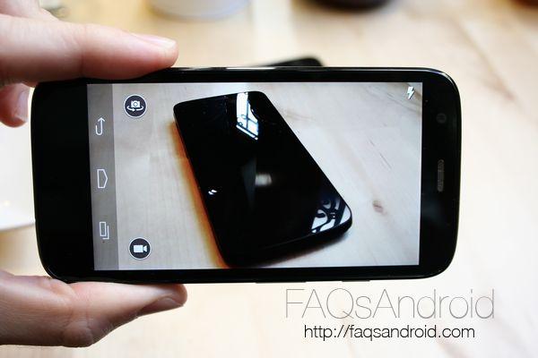 Se actualiza la aplicación de la cámara del Motorola Moto G