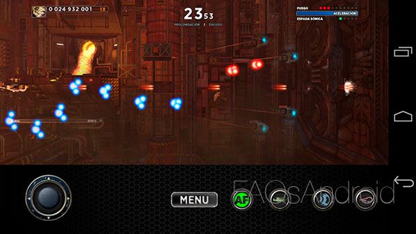 Análisis en vídeo de Sine Mora, un gran juego de XBOX en Android