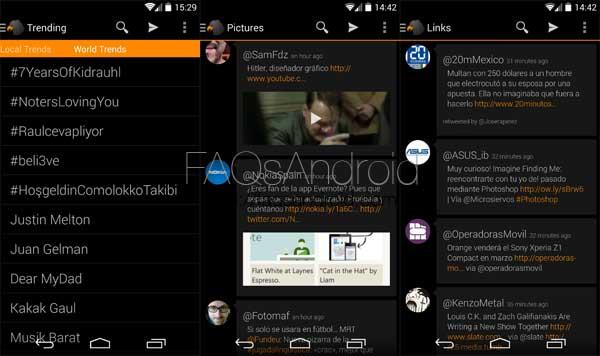 Talon, el primer cliente de Twitter con soporte para Android Wear