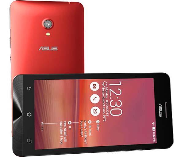 ASUS prepara dos nuevos Android: ASUS ZenFone 5 LTE y ZenFone DIY