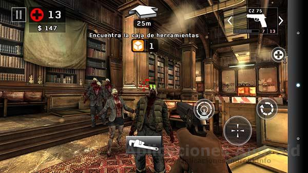 Los mejores juegos Android del 2013: Dead Trigger 2