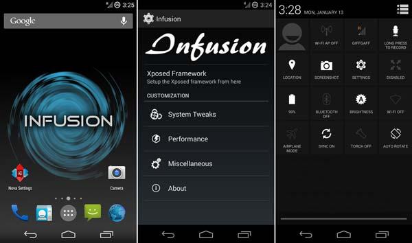 5 ROMS aptas para instalar en el Motorola Moto G: Infusion Beta III