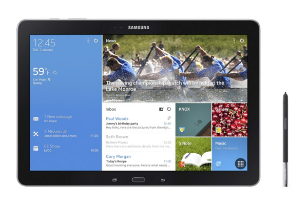 Precios oficiales de los Samsung Galaxy Note Pro y Tab Pro en España